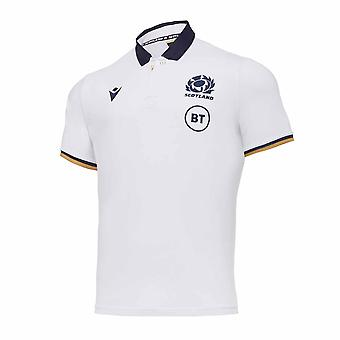 2020-2021 Scotland SS Away Cotton Rugby Camisa