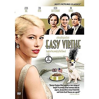 Easy Virtue (2008) [DVD] Usa import