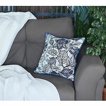 Jacquard Weaver Square Throw Pillow Cover