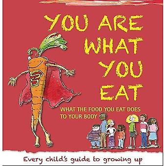 You are what you eat (Growing Up)