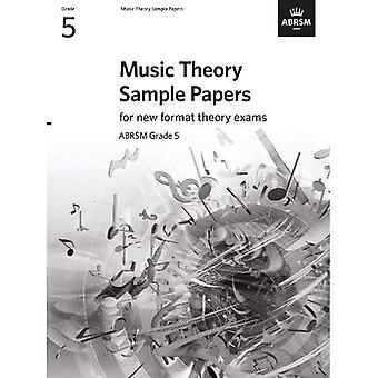 Music Theory Sample Papers,� ABRSM Grade 5 (Theory of Music Exam papers & answers (ABRSM))