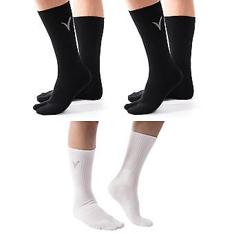 Flip-flop Tabi Big Crew Socks