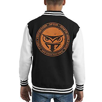Blade Runner Tyrell Corp Nexus Genetic Replicants Kid's Varsity Jacket