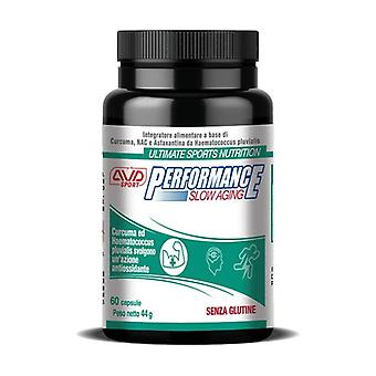 Slow aging performance 60 capsules of 733mg