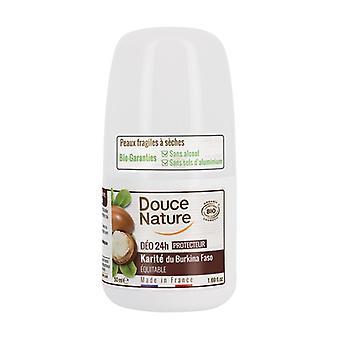 Roll-On Deodorant Karite Sensitive Skins 50 ml