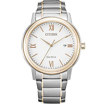 Mens Watch Citizen AW1676-86A, Quartzo, 41mm, 10ATM