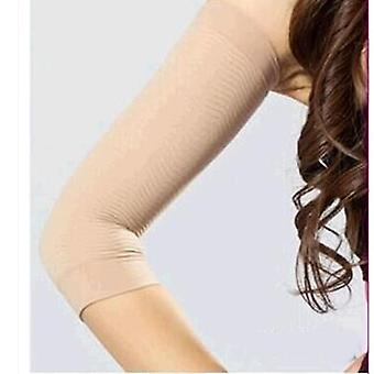 Kvinner Elastisk Kompresjon Arm Shaper Ermer, Slanking Kalorier, Vekttap