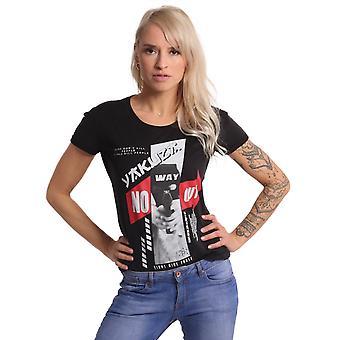 YAKUZA Women's T-Shirt No Way Out Box Fit