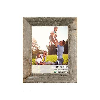 """12""""x13"""" Natural Weathered Grey Picture Frame"""