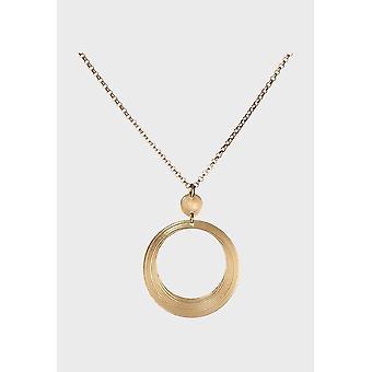 Kalevala Necklace Adjustable 80/90cm Cosmos Bronze 326877290