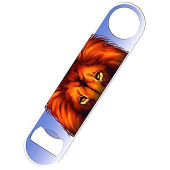 Inquisitive Creatures Lion Bottle Opener
