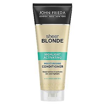 Conditioner Sheer Blonde John Frieda (250 ml)