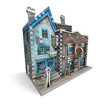 3D harry potter - ollivander's wand shop and scribbulus 295pc 3d puzzle