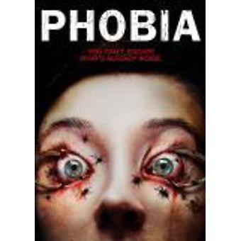 Phobia [DVD] USA import