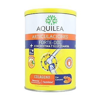 Aquilea Forte-Dol Joints with Collagen and Chondroitin 300 g of powder (Orange)