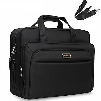 Single Shoulder Travel, Casual Torebki & Aktówka biznesowa, Torba na laptopa
