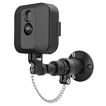 Anti-theft security chain compatible with blink xt wall mount outdoor indoor bracket becrowmeu prote