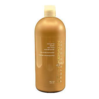 Liquid Keratin Professional Keratin Infusing Deep De-Frizz Conditioner 33 oz