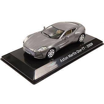 Aston Martin One-77 (2009) Diecast Model Car