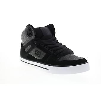 DC Adult Mens Pure High-Top Wc Skate Inspired Sneakers