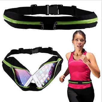 Sport Taille Tasche mit verstellbaren Gürtel