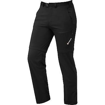 Montane Men's Terra Converts Walking Trousers Black