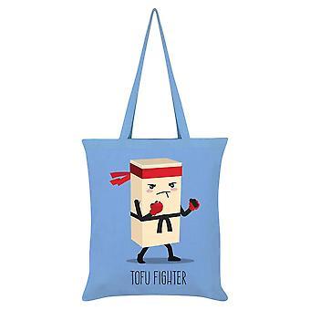 Grindstore Tofu Fighter Tote Bag