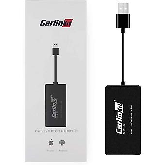 Wireless CarPlay Dongle Wired Android Auto USB Dongle, Mirroring