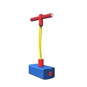 Jumper de pogo de espuma para crianças divertido e vara de pogo seguro para crianças, espuma durável e bungee jumper para maiores de 3 anos