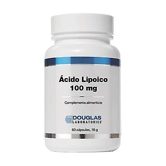 Lipoic Acid 60 capsules (100mg)