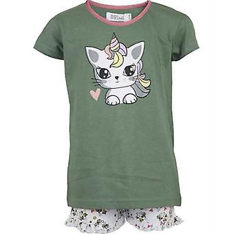 2-częściowa piżama Jednorożec