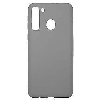 Ultra-Slim Case compatible with Samsung Galaxy A21 | In Grey |