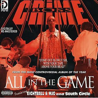 Importieren Sie Gangsterboss - alle im Spiel [CD] USA