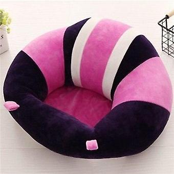 Baby support sits sitta upp mjuk stol kudde soffa plysch kuddleksak för baby