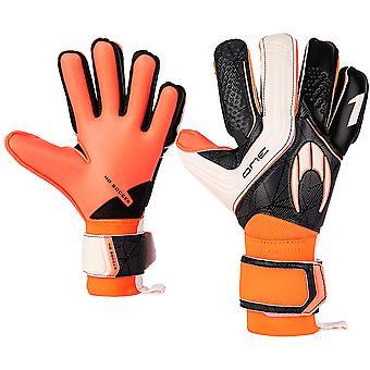 HO ONE Negative Goalkeeper Gloves Size