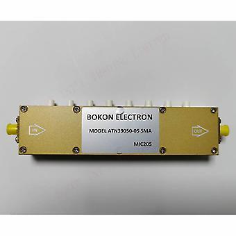 0-90db 5watts Manual Attenuator Dc-3.0ghz 50ohms 1db Steps Sma Step Attenuators