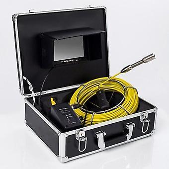 7zoll 22mm Rohrinspektion Videokamera 40M IP68