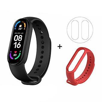 """1.56 """" Amoled Screen Bluetooth Älykäs Ranneke Rannekoru, Syke Fitness"""