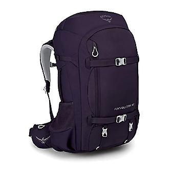 Osprey Fairview Trek 50, Women's Travel Backpack - Amulet Purple, 62 Centimeters