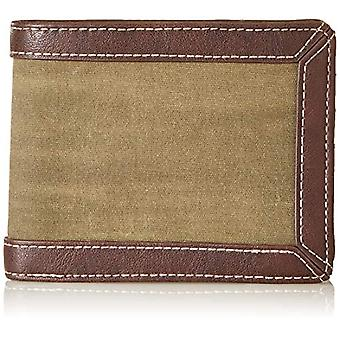 s.Oliver (Bags) 202.10.003.30.282.2037516, Portemonnaie, Wallet Man, Green (7938 Camouflage Green), one size