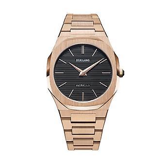 D1 milano watch rose gold d1-utbj16