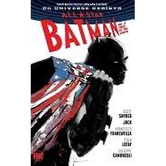 All Star Batman vol. 2 uiteinden van de aarde 9781401274436