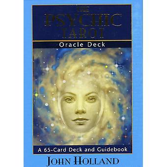 Psychic tarot oracle deck 9781401918668