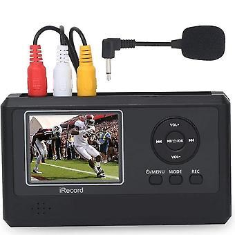 Vhs To Digital Video Converter , Video Capture Digitaliserer videobånd direkte