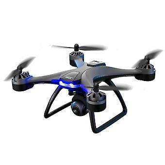 Pro Rc Quadcopter Drones - Wifi Gps Hold, Foldable Arm-wide Angle, Dual Camera