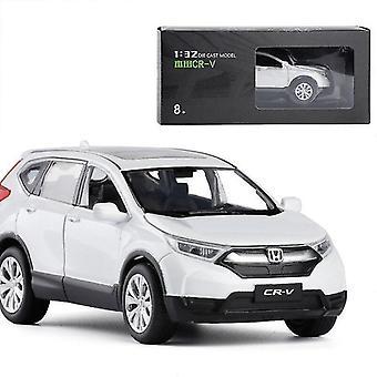 لعبة سيارة أطفال ل 1:32 يموت يلقي سيارة نموذج معدني سبيكة gld3 الالكترونية سحب سيارة SUV هوندا مع ضوء الصوت