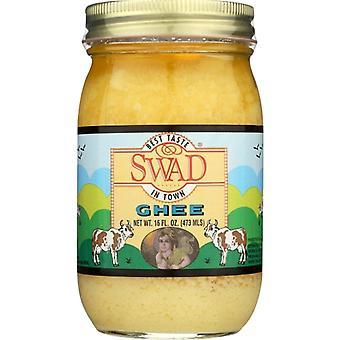 Swad Butter Ghee, esete 12 X 16 Oz
