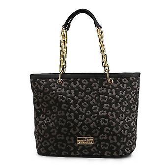 Laura Biagiotti Shimmy 109-1 Black Grey Shoulder Bag