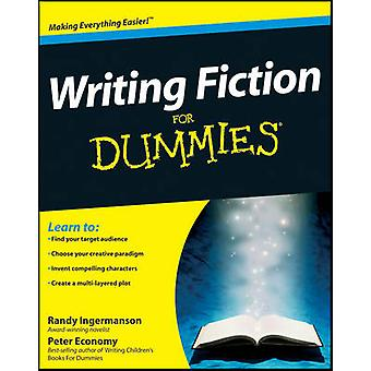 Writing Fiction For Dummies by Ingermanson & Randy