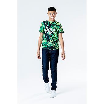 Hype Childrens/Kids Slime T-Shirt
